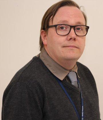 Mr Stephen Talbot