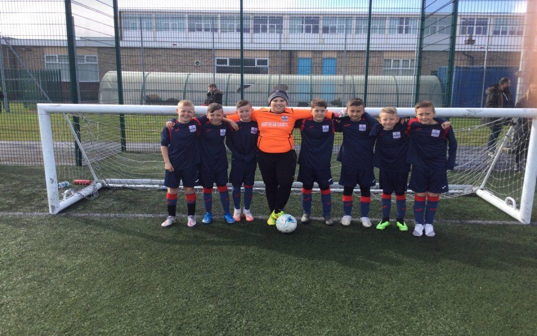 School Football Team